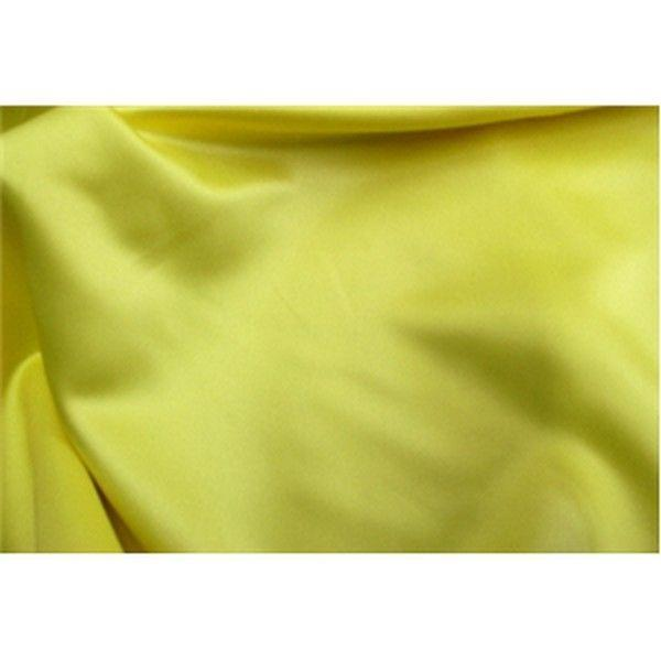 Dull Bridal Satin/Lamour Satin (peau di soie) YELLOW