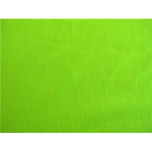 Poly/Cotton Broad Cloth Solids LIME