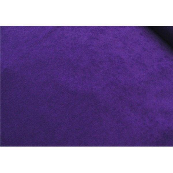 Alova Suede Cloth Purple