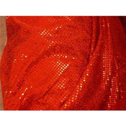 "Small Confetti Dot Sequins 1/8"" RED"