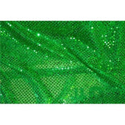 "Small Confetti Dot Sequins 1/8"" EMERALD GREEN"