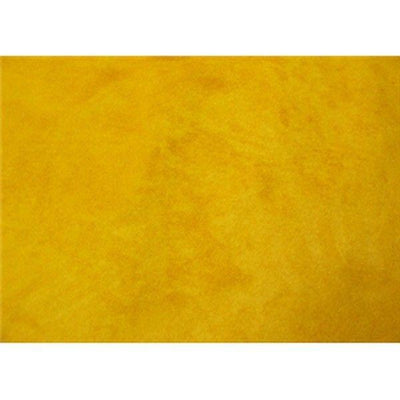 Upholstery Micro Suede YELLOW/GOLD