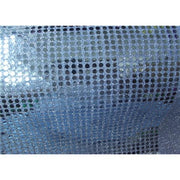 "Large Confetti Dot Sequins 1/4"" BABY BLUE"