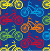 Premium Anti-Pill Bicycle Rows Fleece 701