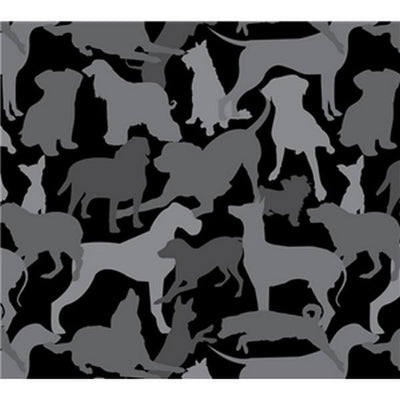 Premium Anti-Pill Dog Camouflage Fleece 752