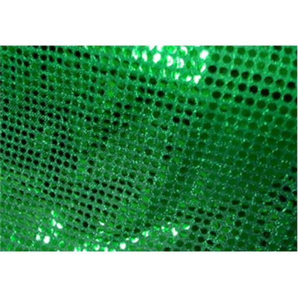 "Large Confetti Dot Sequins 1/4"" EMERALD"