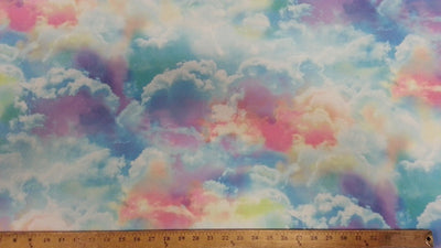 Clouds Spandex SP-26