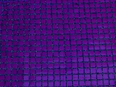 Square Sequins PURPLE