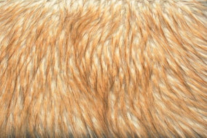 Blonde Fox Minky Fur MF-35