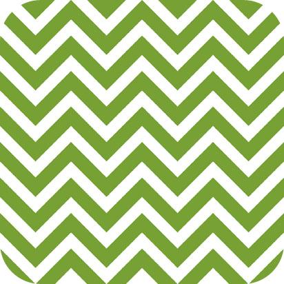 Chevron Charmeuse Satin JADE WHITE SP-15