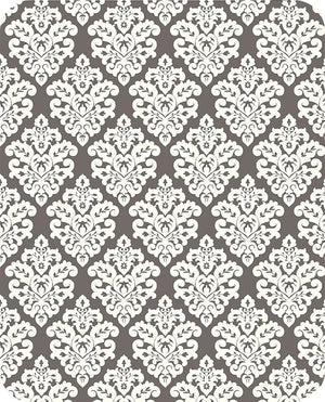 Victorian Damask CHARCOAL SP-20