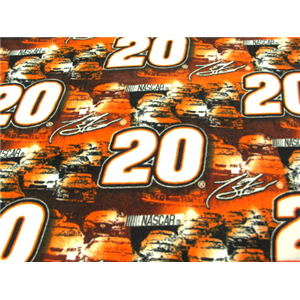 Anti-Pill Tony Stewart Nascar Fleece B215