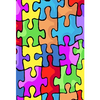 Anti-Pill Jigsaw Puzzle Fleece B42