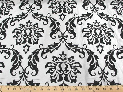 Taffeta Flocking DAMASK FT-1