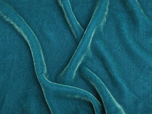 "Plush Silk Velvet 54"" Wide HORIZON"