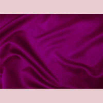 Stretch Heavy Weight Lamour Dull Satin MAGENTA SLS-28