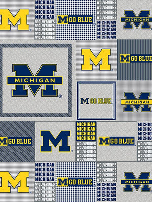 Premium Anti-Pill Michigan Fleece B907