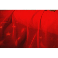 Chiffon 44 Inch Wide RED