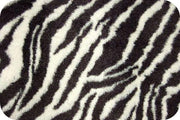 Soft Cuddle Fur ZEBRA SF-19