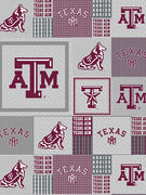 Premium Anti-Pill Texas A&M Fleece B913