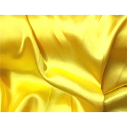 Charmeuse Silky Satin 44 Inch Width YELLOW