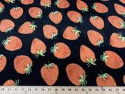 Anti Pill Strawberry Fleece A23