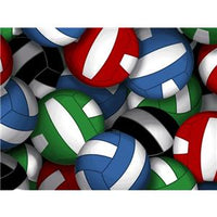 Anti-Pill Volleyball Fleece A80