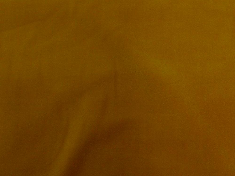 100% Cotton Med Weight Velvet ANTIQUE GOLD