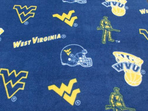 Anti-Pill West Virginia Fleece B222