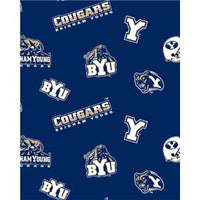 Premium Anti-Pill BYU, University Fleece B233