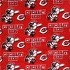 Anti-Pill Cincinnati Reds Fleece B407