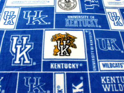 Premium Anti-Pill Kentucky, University Of Fleece B421