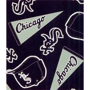Anti-Pill Chicago Whitesox Fleece B489