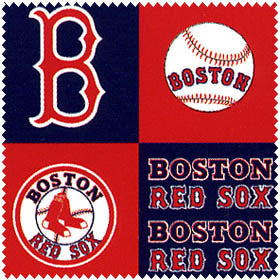 Premium Anti-Pill Boston Red Sox Fleece B507