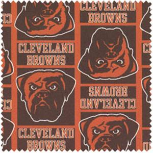 Anti-Pill Cleveland Browns Fleece B519