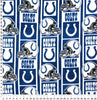 Anti-Pill Indianapolis Colts Fleece F80