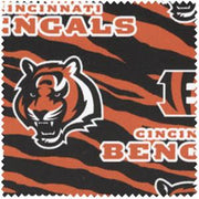 Anti-Pill Cincinnati Bengals Fleece F67