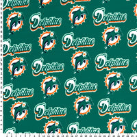 Premium Anti-Pill Miami Dolphins Fleece B537