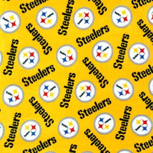 Anti-Pill Pittsburgh Steelers Fleece B539