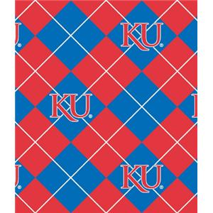 Premium Anti-Pill Kansas Argyle Fleece B642