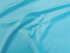 100% Cotton Med/Light Weight Velvet BABY BLUE