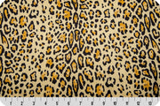 Cheetah Charmeuse Satin LEOPARD GOLD SP-28