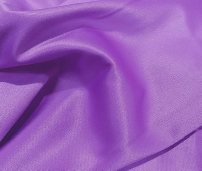 Stretch Heavy Weight Lamour Dull Satin BARNEY PURPLE SLS-19