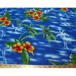 Blue Palms Fleece 29