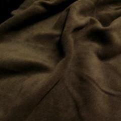 Brown Lot 2 Solid Fleece