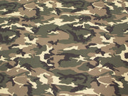 Camouflage Lot 2 Spandex SP-8