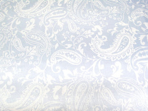 SWATCHES Paisley Charmeuse Satin