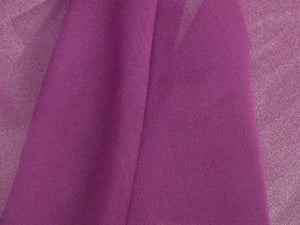 "Two Tone Chiffon 58"" LIGHT PURPLE"