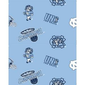 Anti-Pill North Carolina University Fleece B352