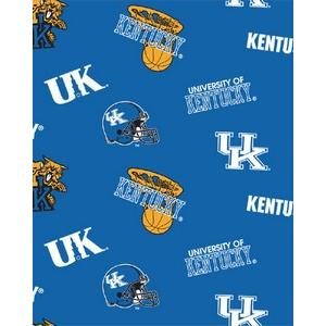 Premium Anti-Pill Kentucky, University Of Fleece B367